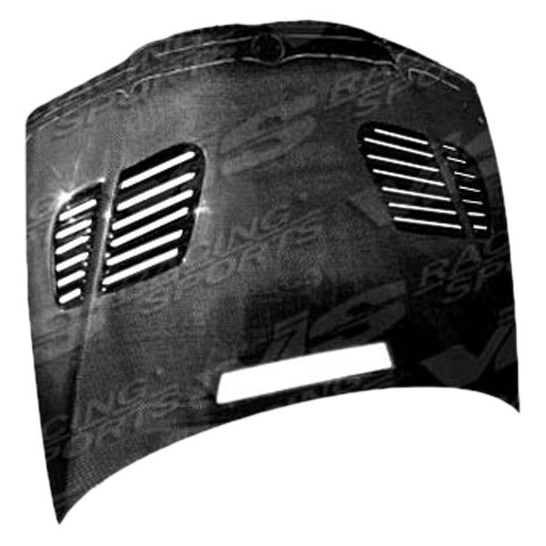 VIS Racing Carbon Fiber Hood GTR Style For BMW 3 SERIES2DR