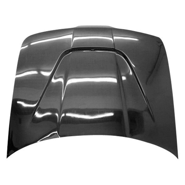 VIS Racing Carbon Fiber Hood JS Style For 90-93 Acura