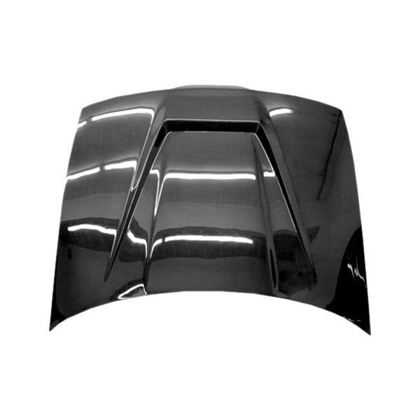 VIS Racing Carbon Fiber Hood Invader Style For Acura