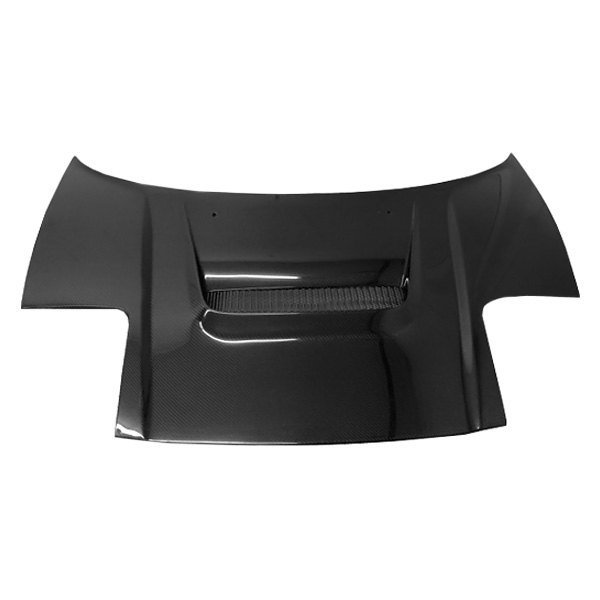 VIS Racing Carbon Fiber Hood Type R Style For Acura NSX